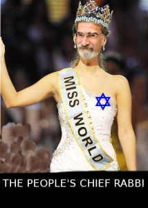 The Peoples Cheif Rabbi