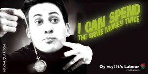 UKIP propaganda, Hitler-style