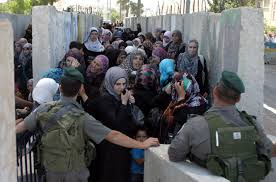 Israeli checkpoints are a daily humiliation for Palestinians